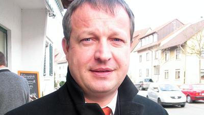 Karsten Mußler Bürgermeister in Kuppenheim