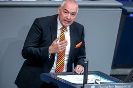 Im Herbst ist Schluss: Seit 1998 ist Axel E. Fischer CDU-Bundestagsabgeordneter, bei der nächsten Wahl wird er allerdings nicht mehr antreten, da sein Wahlkreis ihn nicht mehr nominierte.