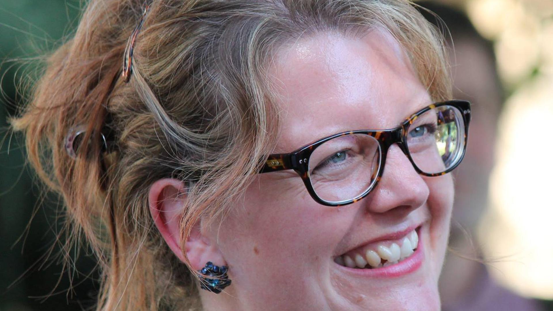 Meike Trojanski, Pastoralreferentin der Seelsorgeeinheit Allerheiligen in Karlsruhe