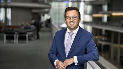 Fischer-Nachfolger: Carsten Körber tritt im Rechnungsprüfungsausschuss des Deutschen Bundestages die Nachfolge von Axel E. Fischer aus Nordbaden an.