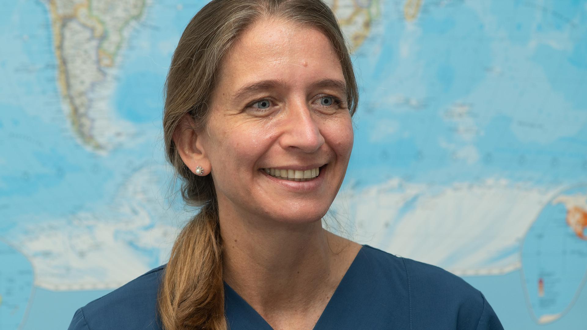 """Eine der Top 100: Die US-Zeitschrift """"Time"""" setzte die deutsche Tropenmedizinerin Camilla Rothe im vergangenen Jahr auf ihre berühmte Liste der wichtigsten Personen der Welt, nachdem die gebürtige Heidelbergerin eine asymptomatische Covid-19-Infektion dokumentiert hatte."""