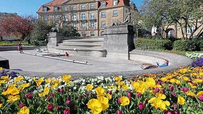 Brunnen Haydnplatz