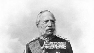 Sträubte sich bis zuletzt: Wilhelm I., der König von Preußen, seit 1871 Deutscher Kaiser