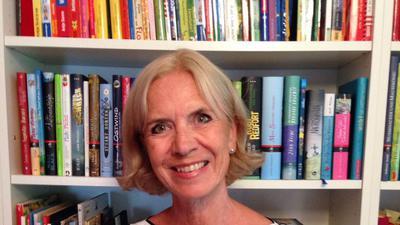 Christine Kranz von der Stiftung Lesen