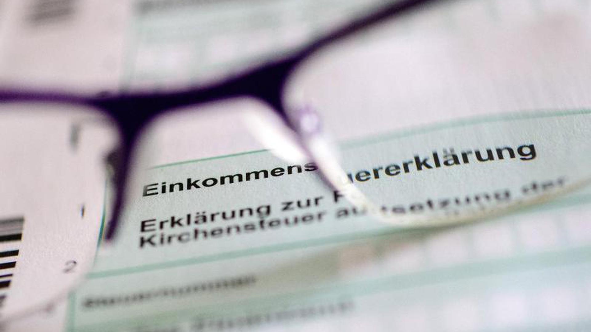 Kirchensteuer Zurück Steuererklärung