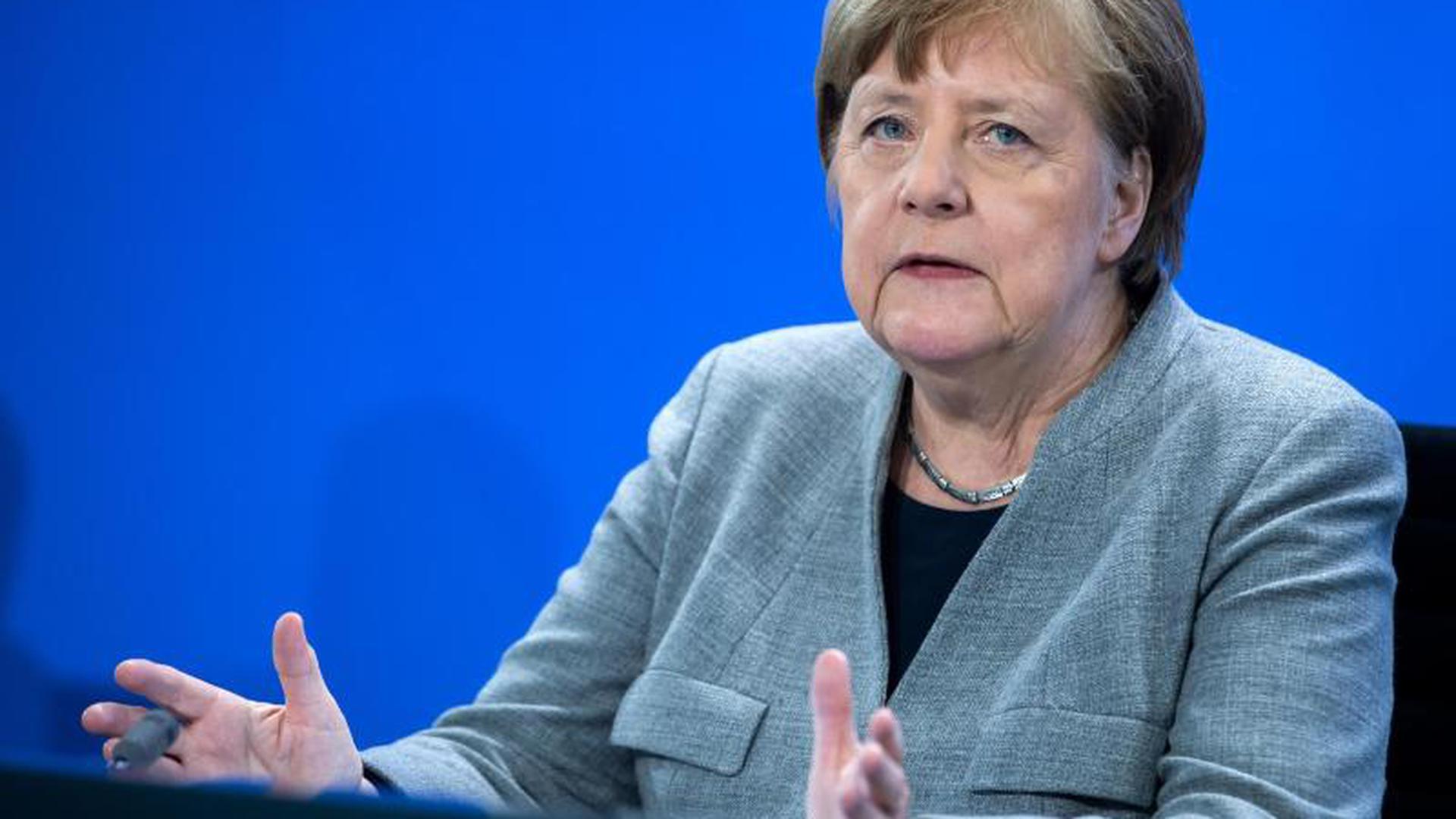 Neueste Nachrichten Merkel