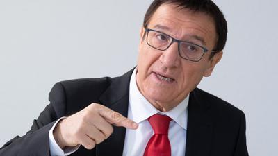 CDU-Fraktionvorsitzender von Baden-Württemberg, Wolfgang Reinhart.