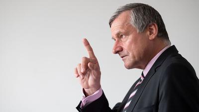 Hans-Ulrich Rülke, Vorsitzender der FDP-Fraktion im Landtag von Baden-Württemberg.