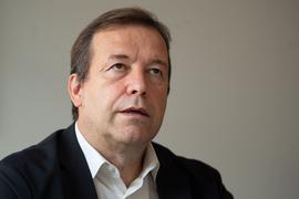 Thomas Marwein (Die Grünen), Landtagsabgeordneter und Beauftragter der Landesregierung Baden-Württemberg für den Lärmschutz.