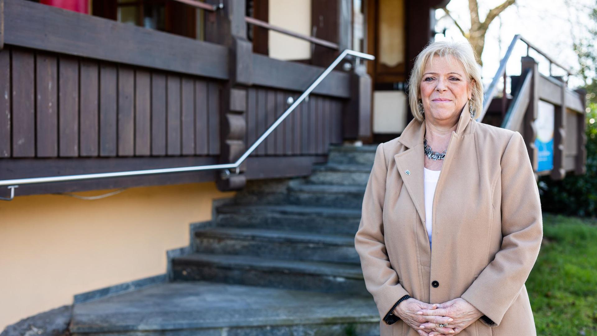 Sabine Wölfle (SPD.