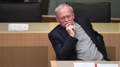Der Landtagsabgeordnete Klaus-Günther Voigtmann (AfD).