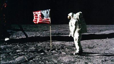 Mondlandung von «Apollo 11»