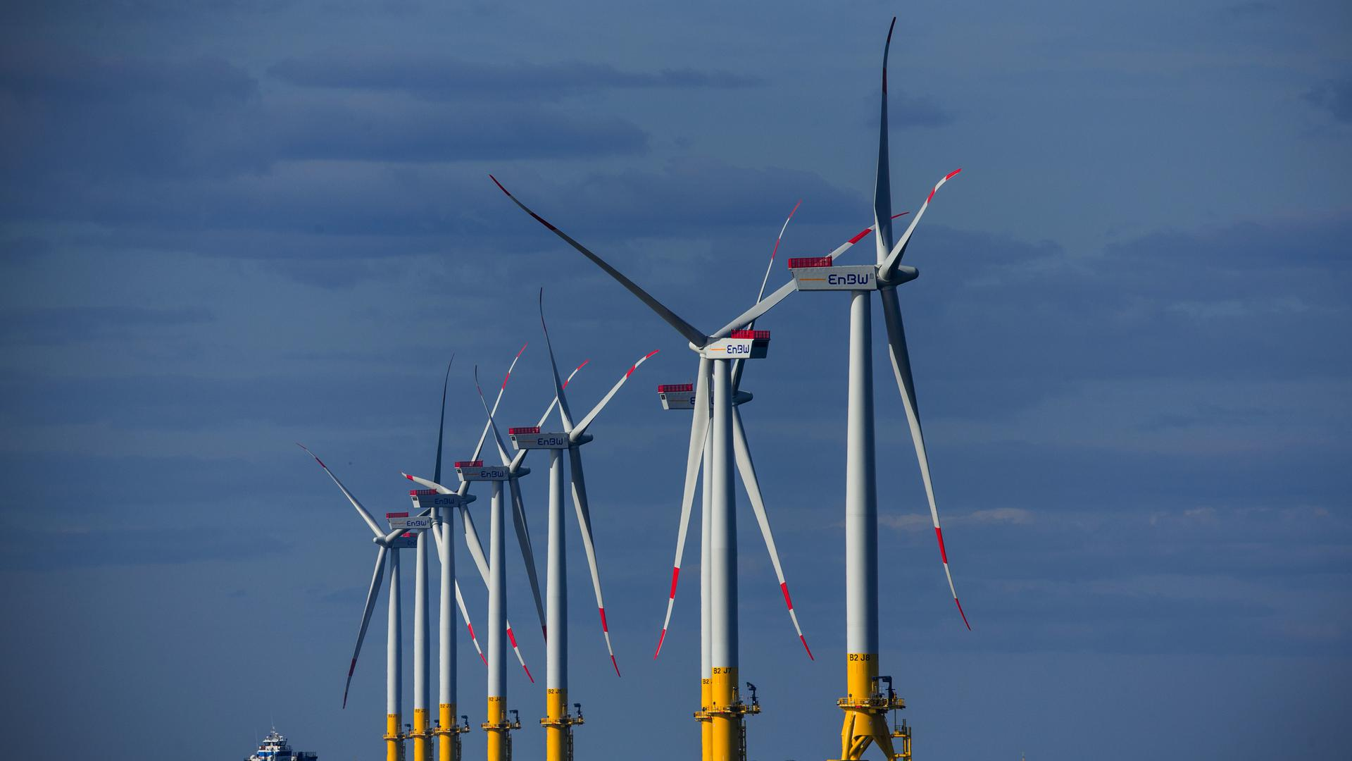 Offshore-Windparks «Baltic 2»