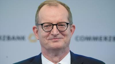 Martin Zielke, Vorstandschef der Commerzbank.