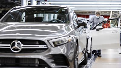 Das Mercedes-Benz Werk Rastatt verantwortet die Produktion der Mercedes-Benz Kompaktwagen. Seit diesem Jahr laufen in Rastatt die Plug-in-Hybrid-Varianten der A- und B-Klasse vom Band.