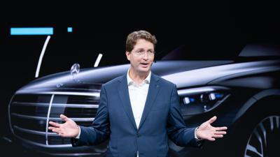 Ola Källenius, Vorstandsvorsitzender der Daimler AG.
