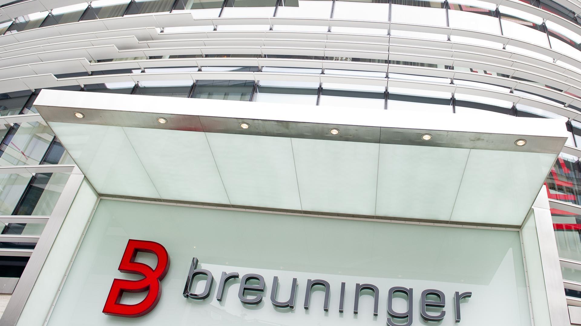 ARCHIV - Das Breuninger Kaufhaus im «Kö-Bogen» in Düsseldorf (Nordrhein-Westfalen), aufgenommen am 17.10.2013. Foto: Jan-Philipp Strobel/dpa (zu dpa: «Oberlandesgericht entscheidet im Streit um Breuninger-Beteiligung» vom 20.07.2016) +++ dpa-Bildfunk +++