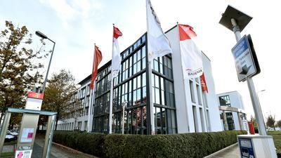 Deutsche Bausparkasse Badenia AG in Karlsruhe-Oberreut