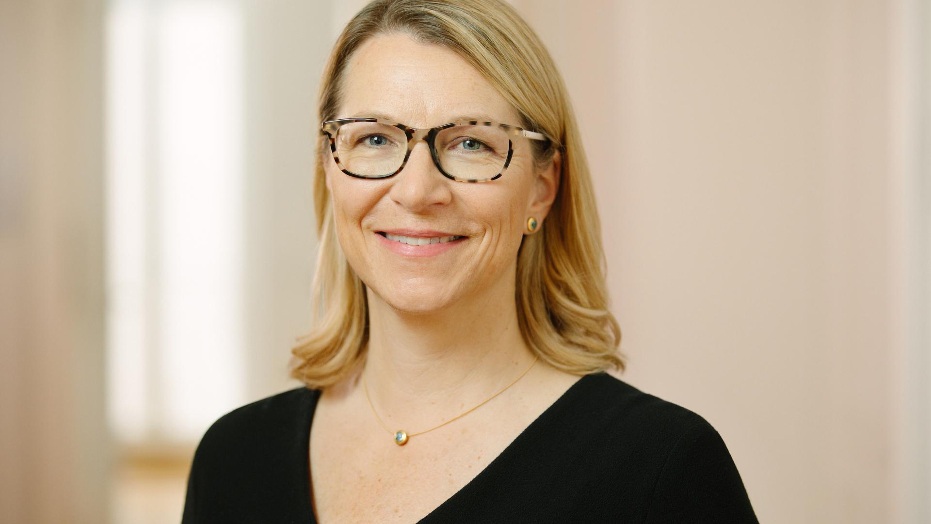 Christine Bortenlänger vom Deutschen Aktieninstitut