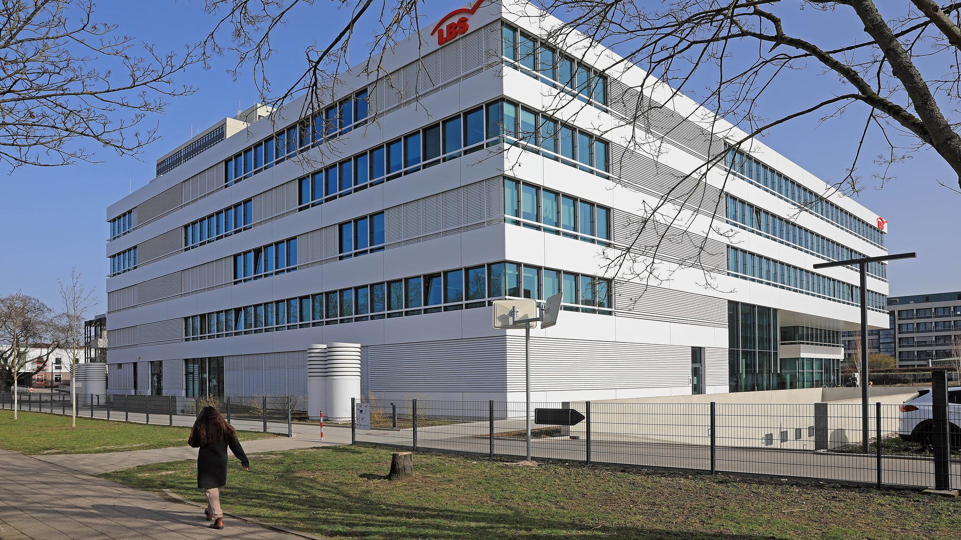 LBS-Gebäude in Karlsruhe