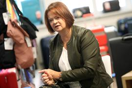 Petra Lorenz, Präsidentin des Handelsverbandes Nordbaden