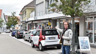 Wolfgang Elsässer von der IG Malsch