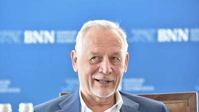 Wolfgang Grenke.