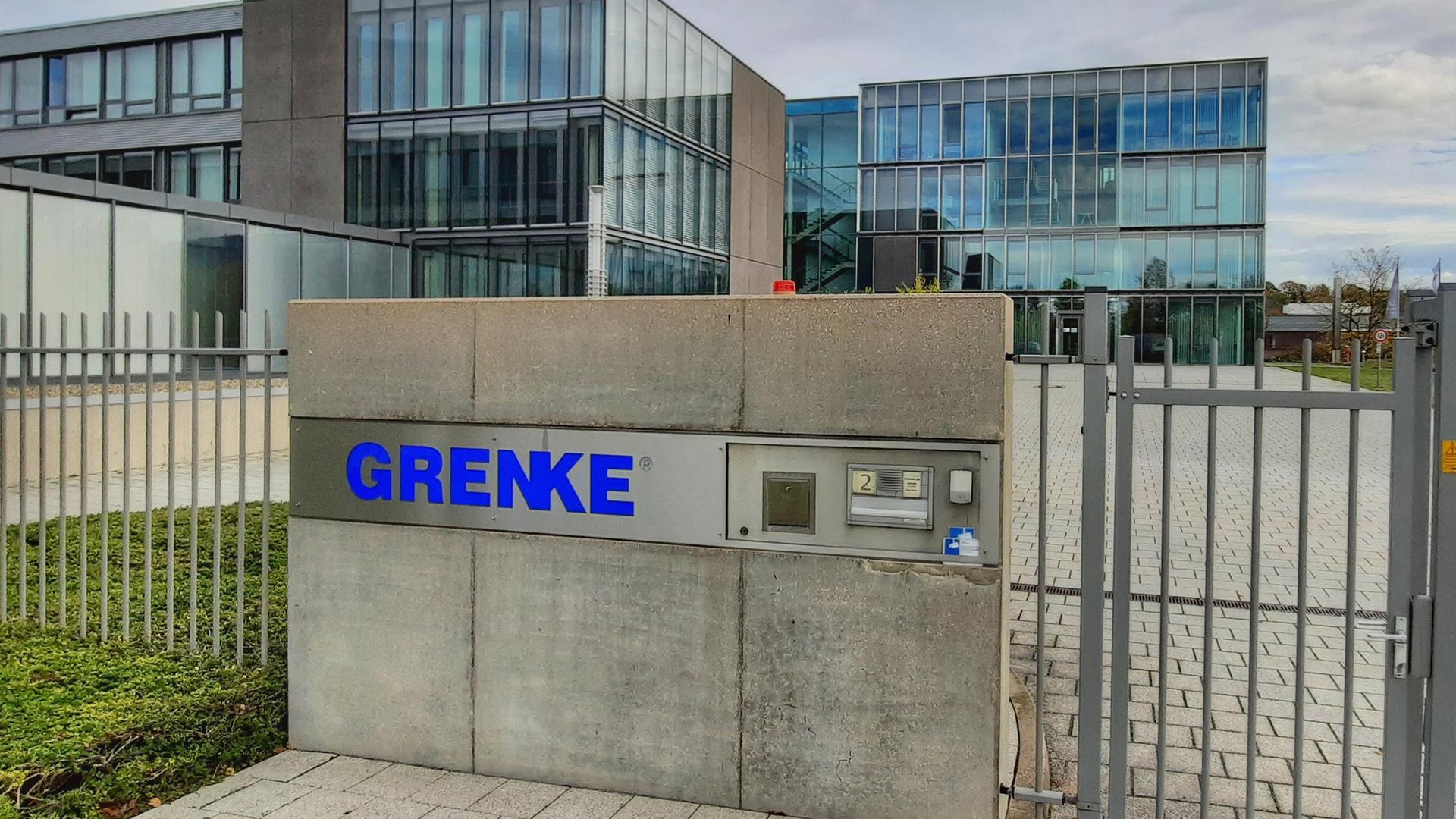 Zentrale Grenke AG Baden-Baden