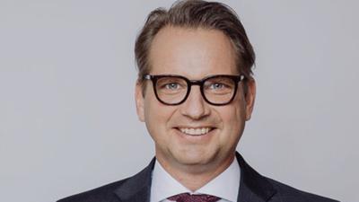 Swen Rubel, Geschäftsführer des Handelsverbandes Nordbaden