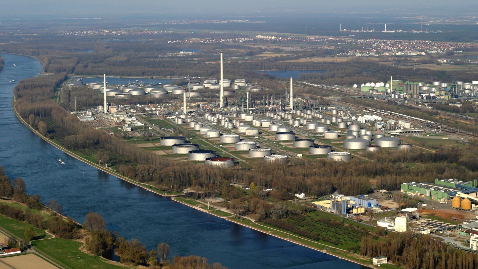 Raffinerie MiRO
