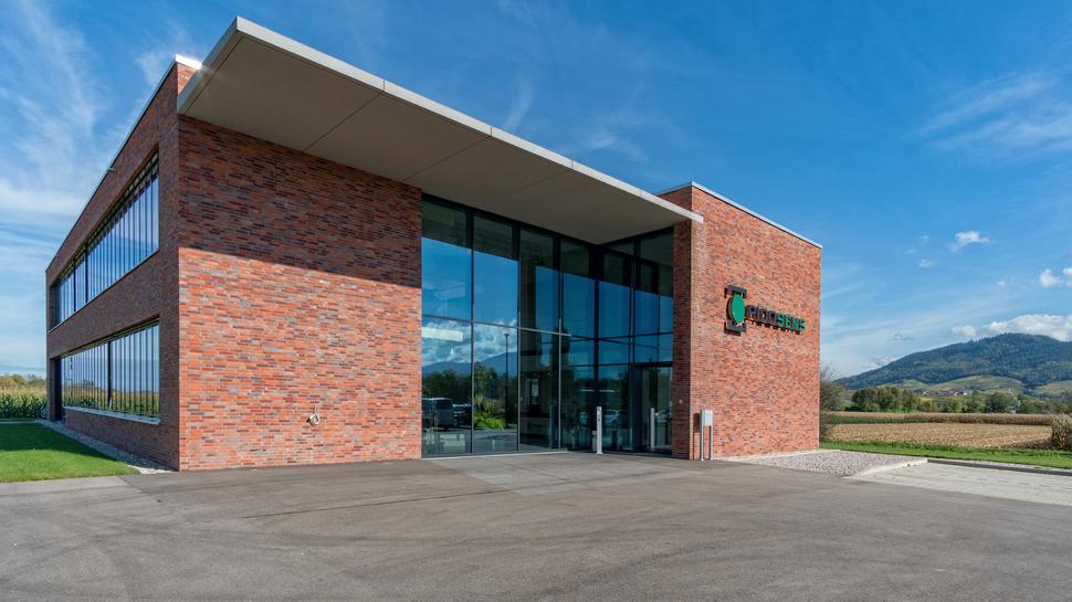 Firmengebäude von Picosens in Bühl