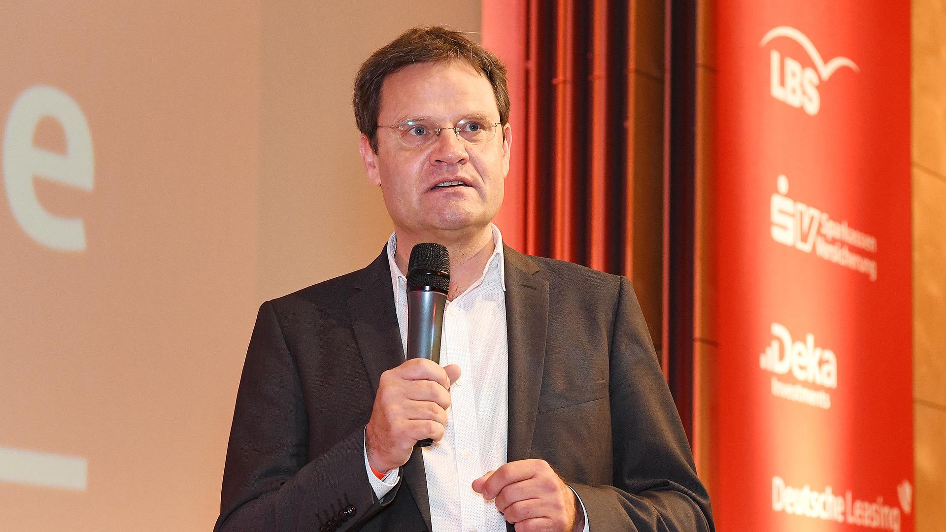 Markus Rex, Leiter der Mosaic-Expedition