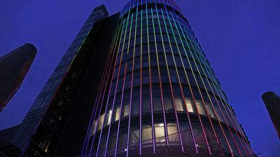Turm der Sparkasse Pforzheim Calw