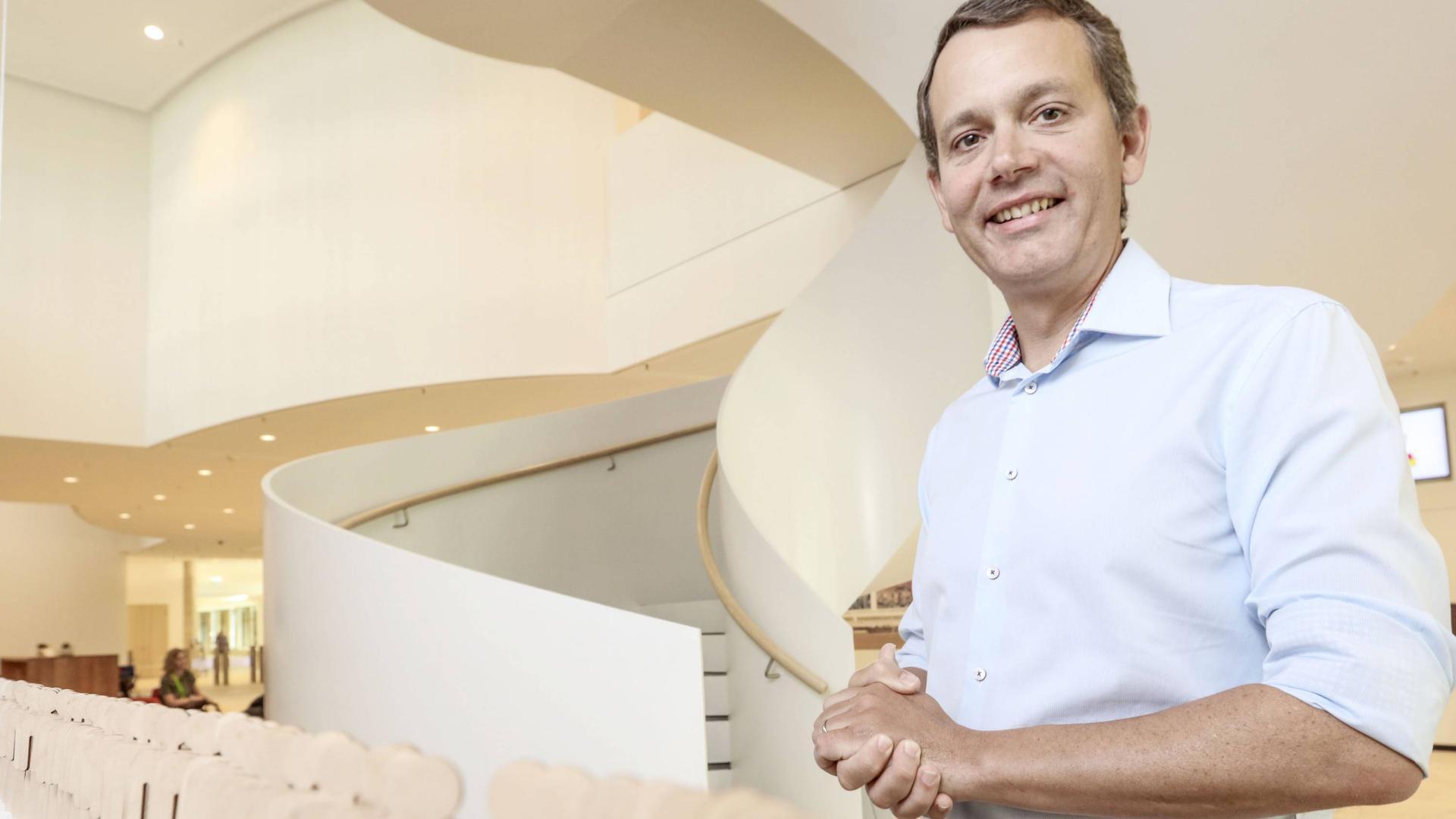 Christoph Werner, Chef von dm drogerie-markt