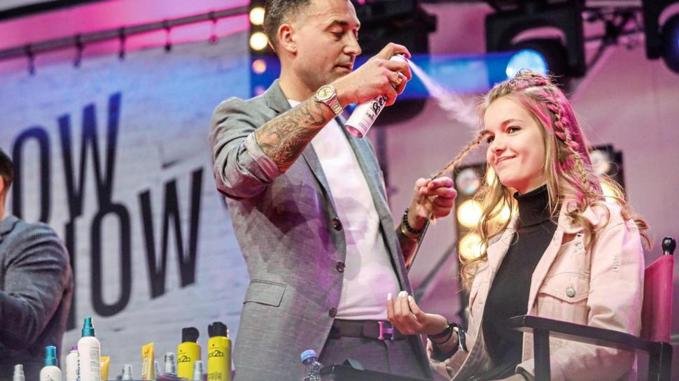 Schminke, Nagellack und Haarspray: Auf der Glow geht es um die ganze Bandbreite der Beauty-Industrie.