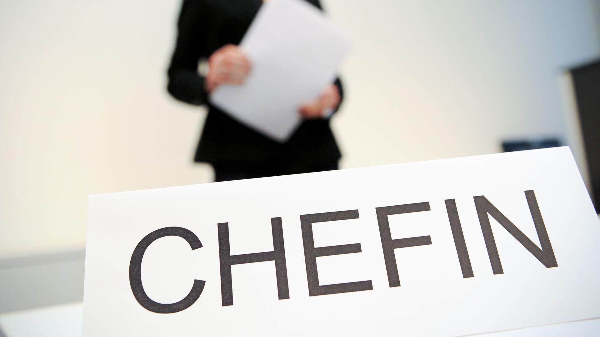 Mehr als die Hälfte der Toppositionen kommunaler Unternehmen sind in Offenbach mit Managerinnen besetzt.