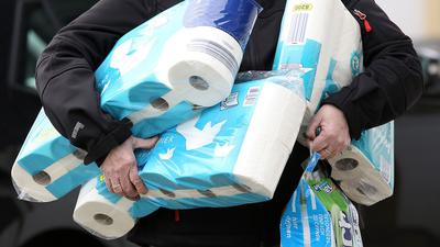 Hamsterkauf: Im März war Klopapier gefragt und plötzlich in vielen Läden knapp.