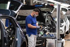 Auch VW hat die Corona-Krise voll zu spüren bekommen.