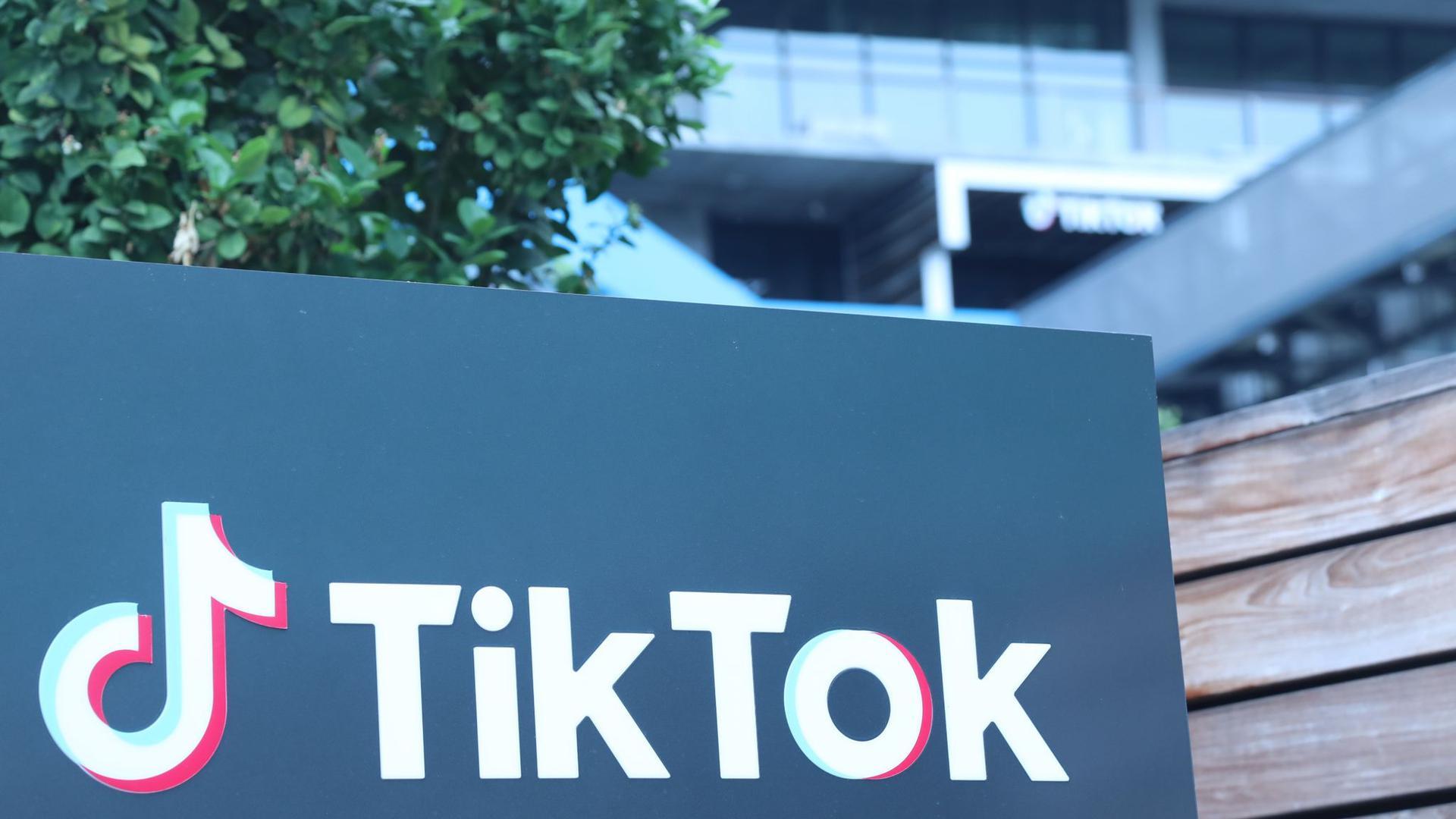Bei der Video-App Tiktok gibt es Bewegung auf dem Chefposten.