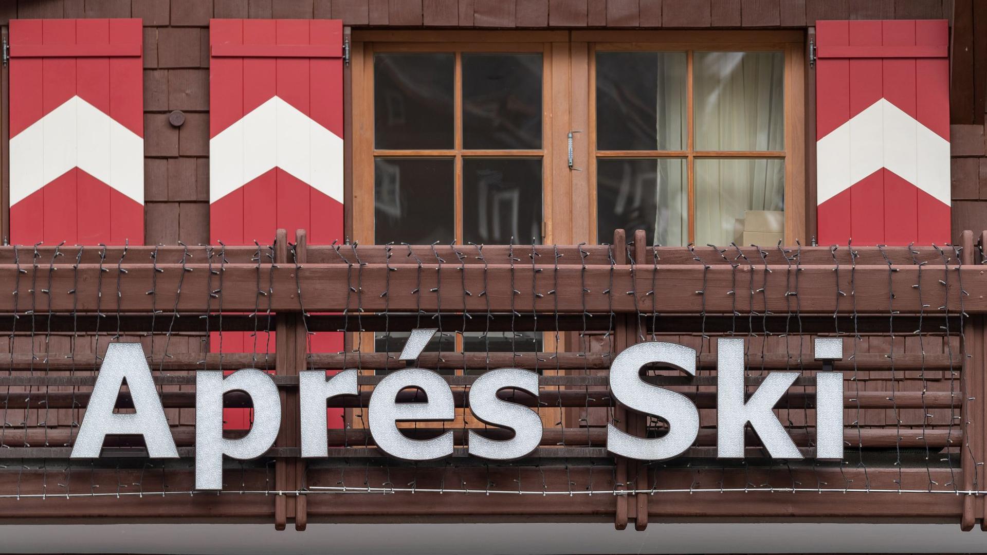 In Österreich soll es in dieser Ski-Saison kein Après-Ski in seiner bisherigen Form geben.
