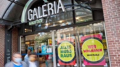 Der Weg für die Neuaufstellung von Galeria Karstadt Kaufhof ist frei.