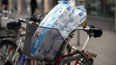 Zu Beginn der Corona-Krise kam es bei Toilettenpapier zu Hamsterkäufen.