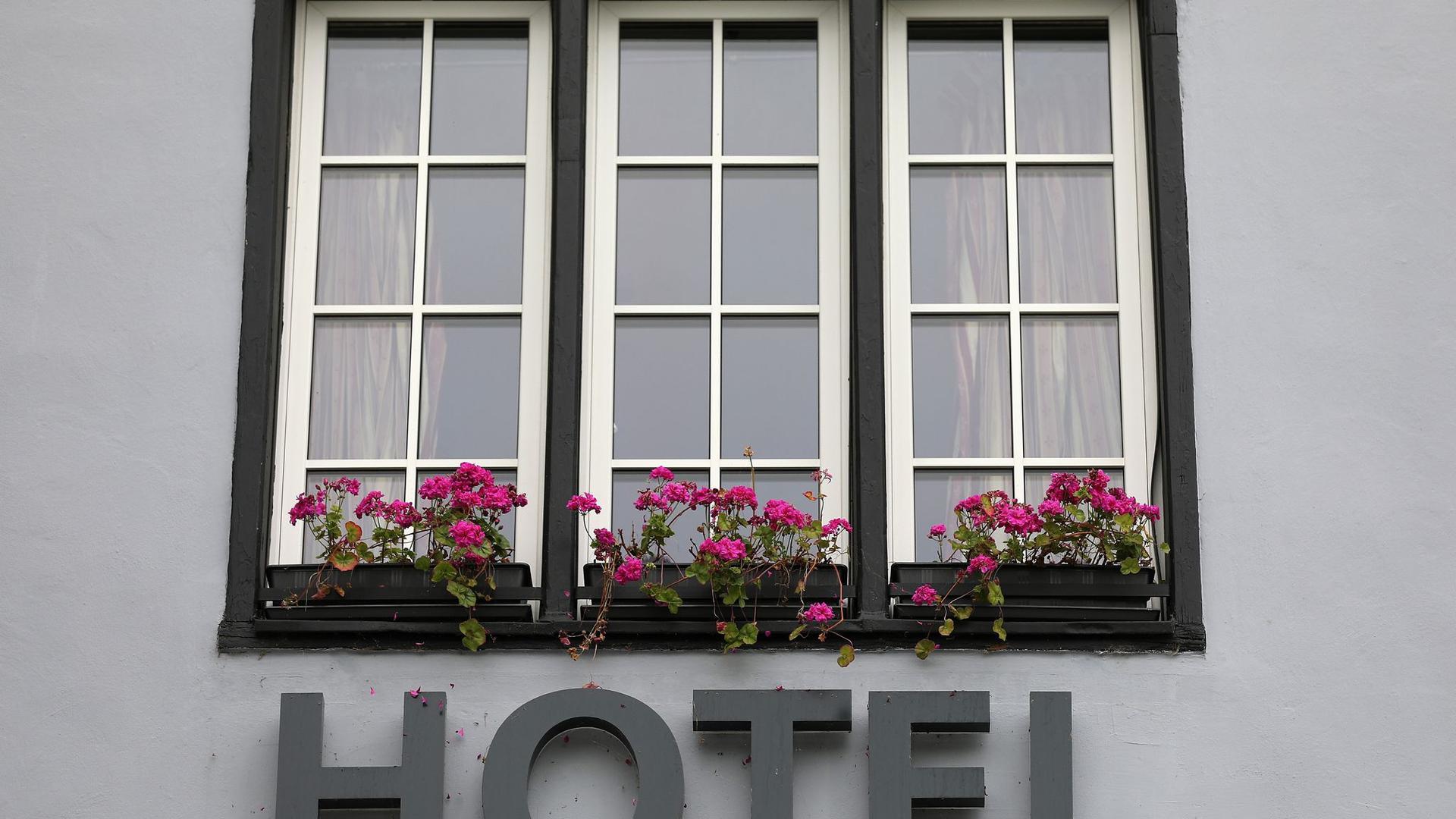 Die Corona-Krise hat das deutsche Hotelgewerbe mit voller Wucht getroffen.