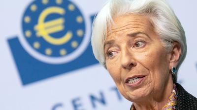 Will den Austausch pflegen: Christine Lagarde, Präsidentin der Europäischen Zentralbank (EZB).