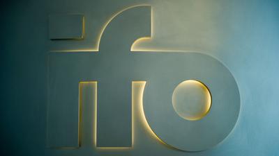 Das Logo des ifo-Instituts.