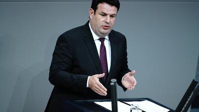 Bundesarbeitsminister Hubertus Heil (SPD)will ein gesetzlich verankertes Recht auf Homeoffice.