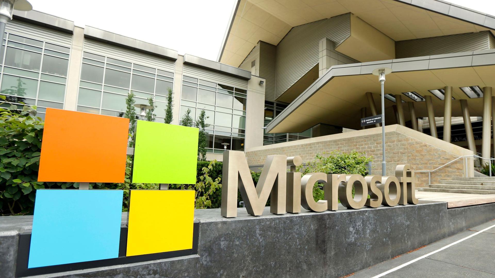 Microsoft übertrifft die Erwartungen der Wall-Street-Analysten deutlich.