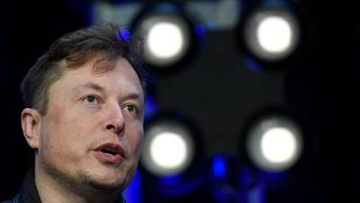 Elon Musk, Chef von Tesla, ist erneut zu Besuch in Deutschland.