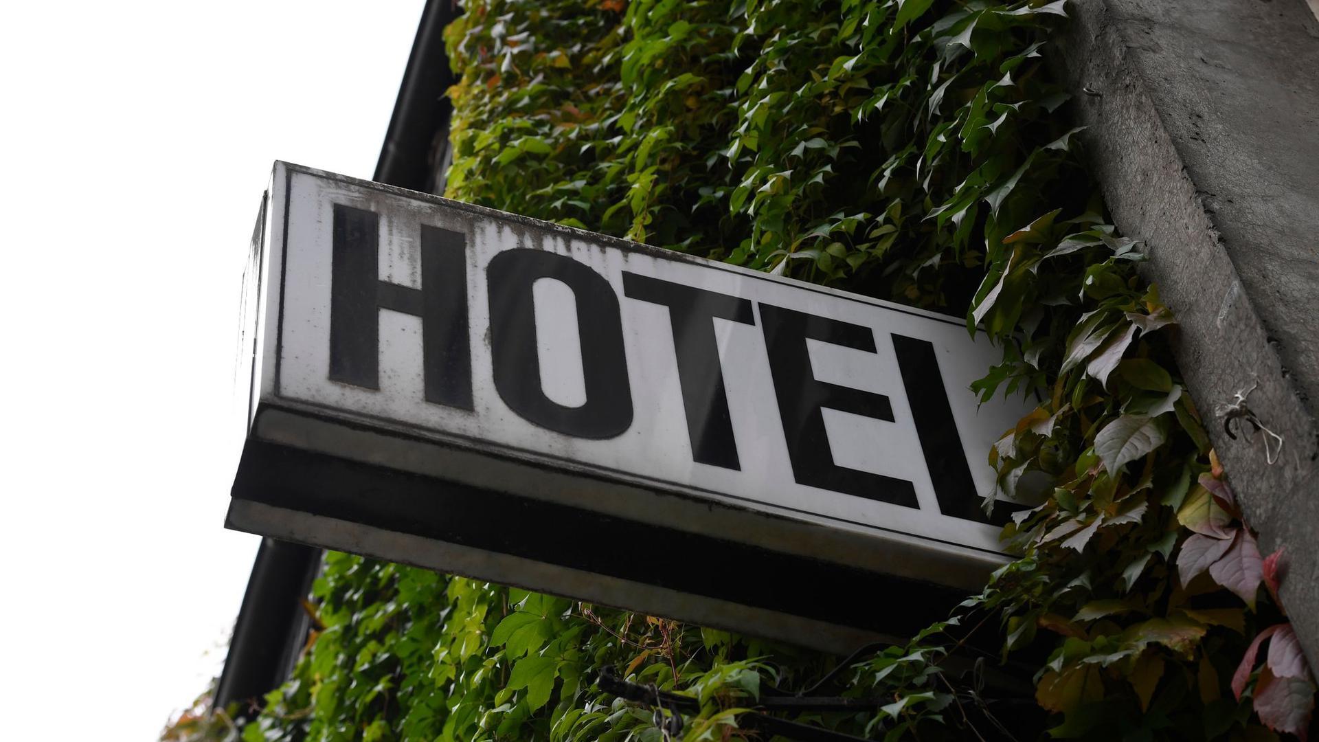 Die Zahl der Übernachtungen ist im September um 13,7 Prozent zurückgegangen.