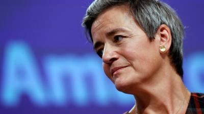 Margrethe Vestager, Vizepräsidentin der EU-Kommission.